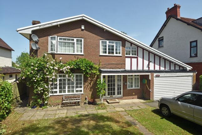 Thumbnail Detached house for sale in Broadway, Llandrindod Wells