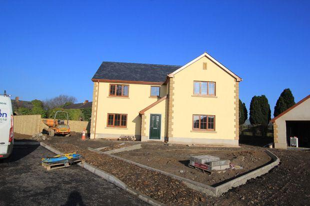 Thumbnail Detached house for sale in Plot 3 Glancothi Mansion, Allt Y Ferin Road, Pontargothi, Carmarthen, Carmarthenshire