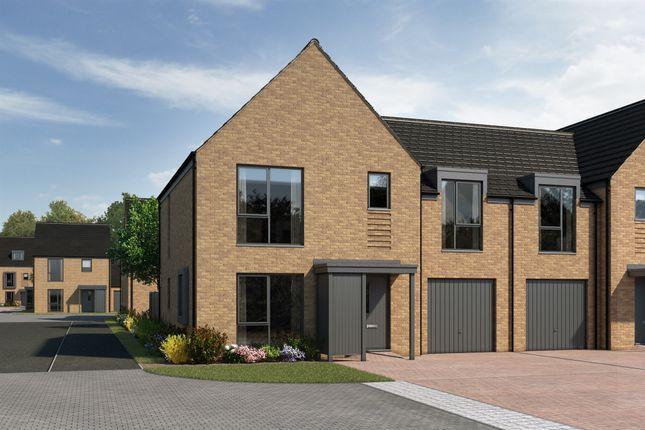 Thumbnail Semi-detached house for sale in Hengrove Promenade, Bristol