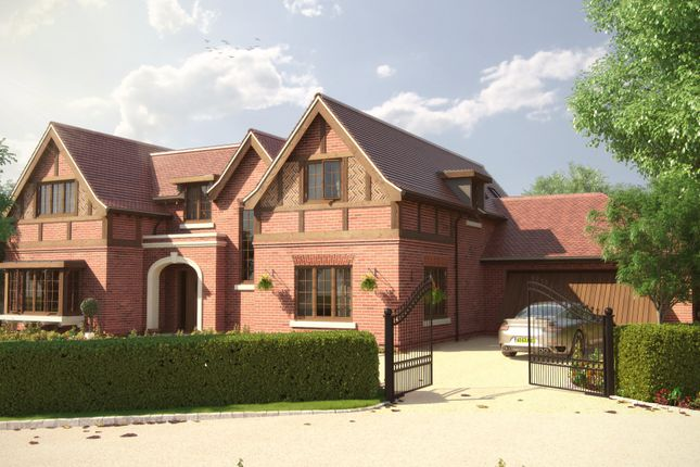 Thumbnail Detached house for sale in Green Lane, Littlewick Green, Maidenhead