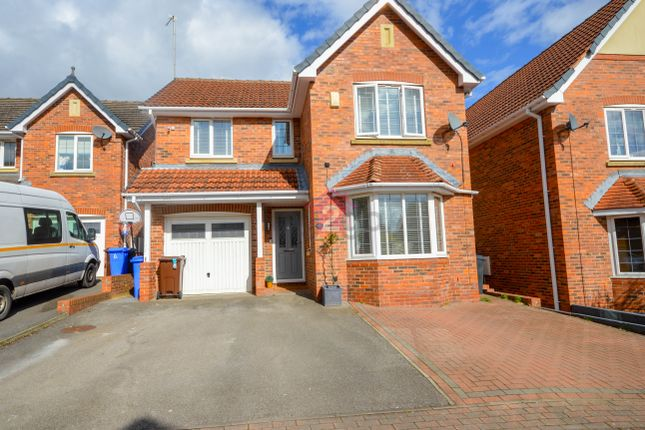 Thumbnail Detached house for sale in Morton Gardens, Halfway, Sheffield