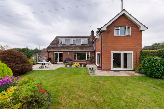 Thumbnail Detached house for sale in Cleobury Road, Far Forest, Kidderminster