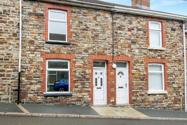 Thumbnail Terraced house for sale in Council Street, Penydarren, Merthyr Tydfil