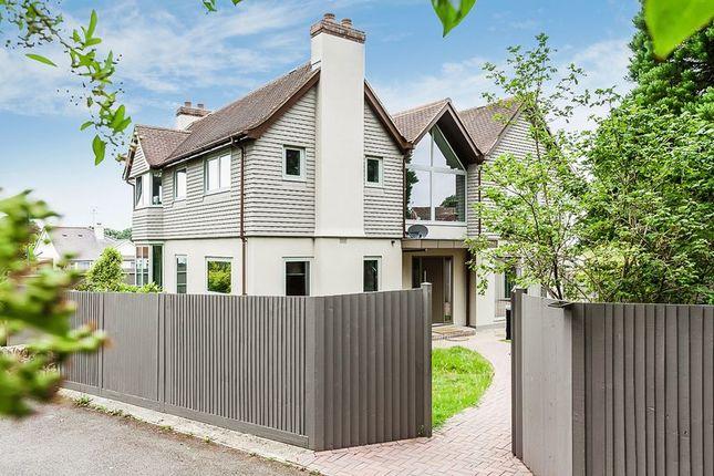 Thumbnail Detached house for sale in Maidstone Road, Pembury, Tunbridge Wells