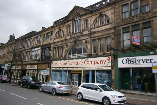 Thumbnail Retail premises for sale in 99 - 101 Blackburn Road, Accrington