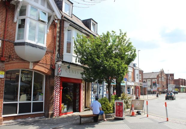 Thumbnail Retail premises for sale in East Street, Horsham