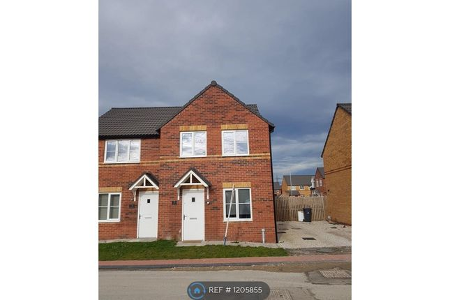 Thumbnail Semi-detached house to rent in Cambridge Drive, Thorne, Doncaster