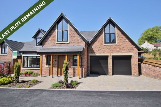 Thumbnail Detached house for sale in Plot 6, Gayton Chase, Strathearn Road, Lower Heswall