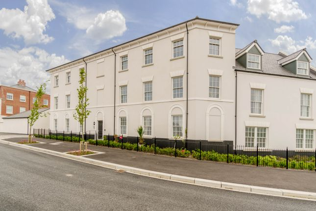 2 bedroom flat for sale in Sherford, Plymouth, Devon