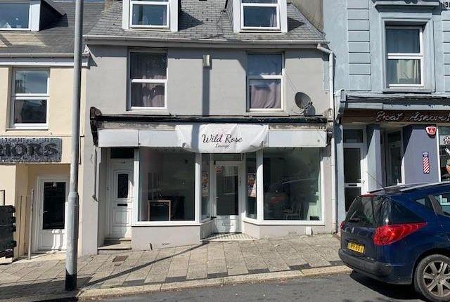Thumbnail Retail premises to let in 162 Albert Road, Devonport, Plymouth, Devon
