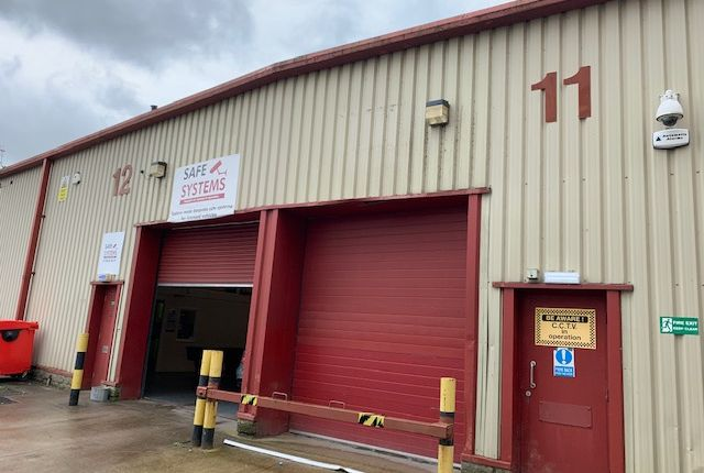 Thumbnail Industrial to let in New Hall Hey Industrial Units, New Hall Hey Road, Rawtenstall