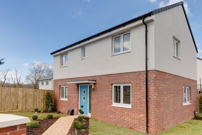 Thumbnail Detached house for sale in Nightingale Close, Plymouth