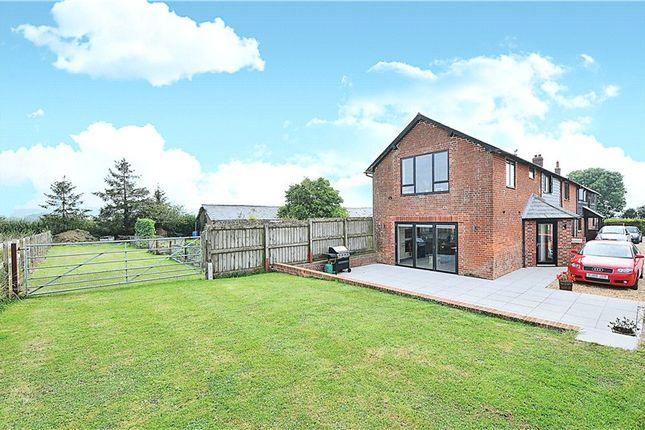 Thumbnail Barn conversion to rent in Whitegates, West Woodyates, Salisbury