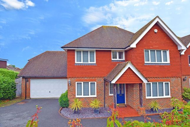 Thumbnail Detached house for sale in Madisson Court, Eastbourne Road, Uckfield