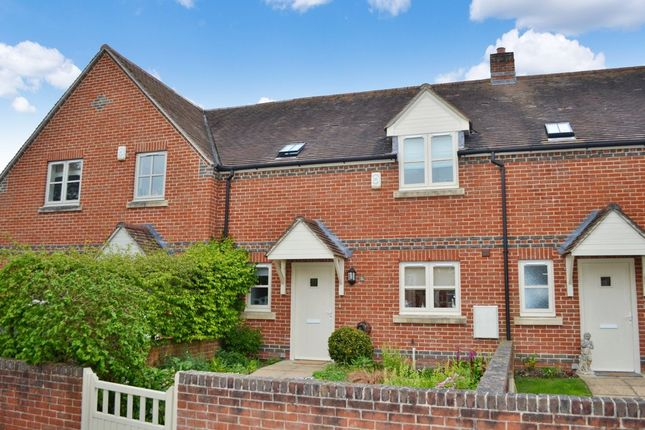 Thumbnail Terraced house for sale in Coombe Corner, Highclere, Newbury