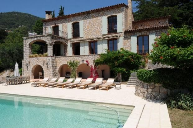 6 bed property for sale in Grasse, French Riviera, 06130