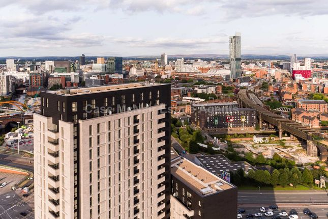 Thumbnail Flat to rent in One Regent, Regent Road, Manchester