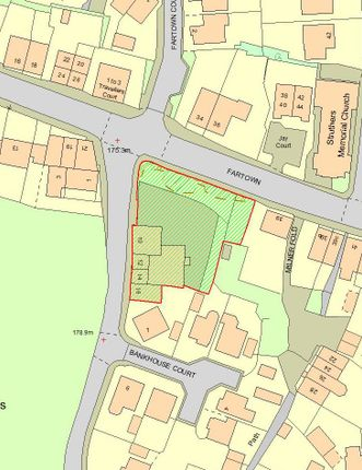 Land for sale in Bankhouse Lane, Pudsey