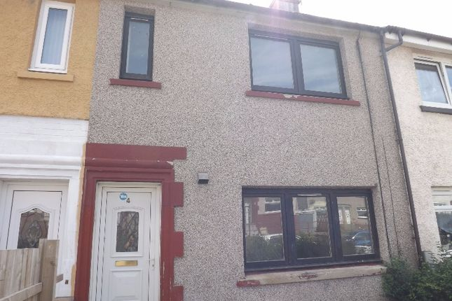 Thumbnail Terraced house to rent in Linksview Road, Motherwell, North Lanarkshire