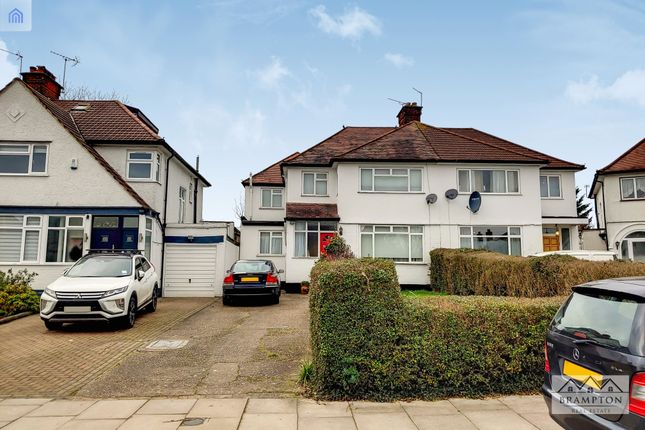 5 bed semi-detached house for sale in Highview Avenue, Edgware HA8