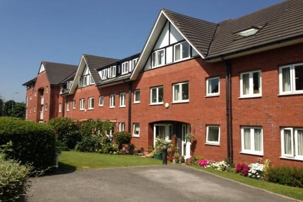 Thumbnail Flat to rent in Arkle Court, The Holkham, Vicars Cross, Chester