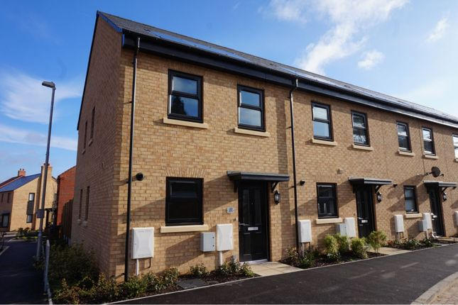 Thumbnail End terrace house for sale in Hilder Street, West Malling