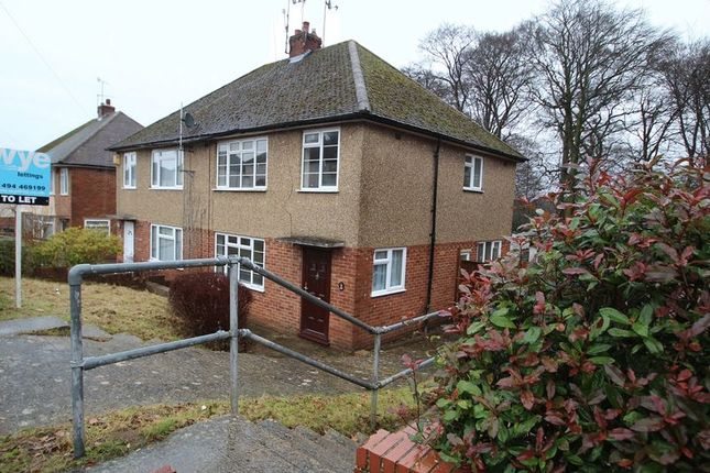 Thumbnail Semi-detached house to rent in Bookerhill Road, High Wycombe