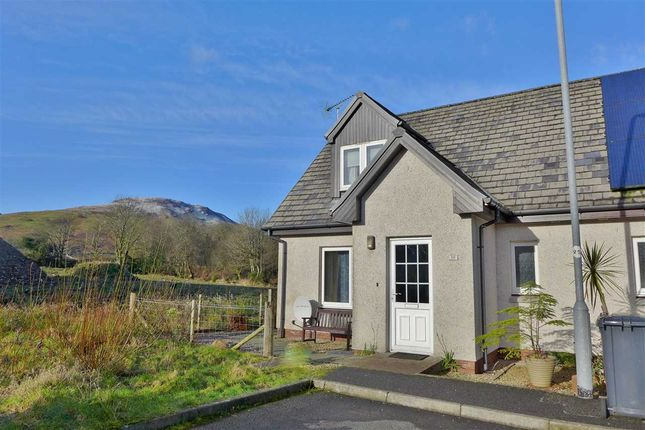 Thumbnail Cottage for sale in Glencraig Place, Lamlash, Isle Of Arran