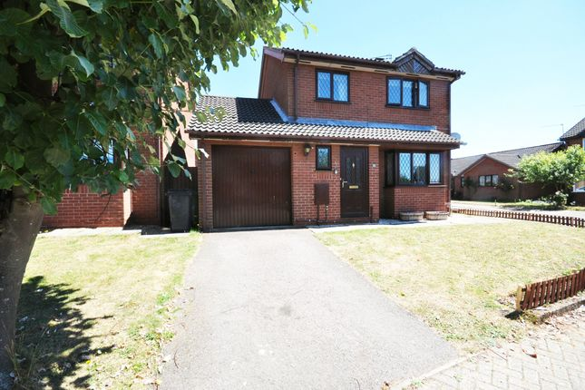 Detached house for sale in Paine Close, Roydon, Diss