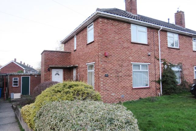 Thumbnail Flat to rent in North Park Avenue, Norwich