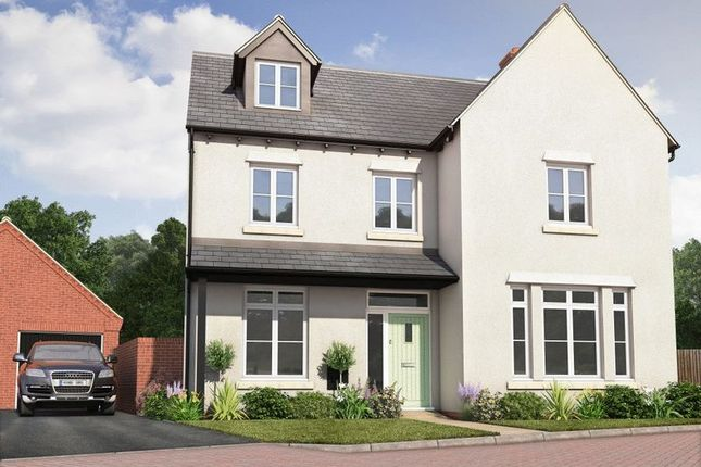 Property for sale in Heyford Park, Camp Road, Upper Heyford, Bicester