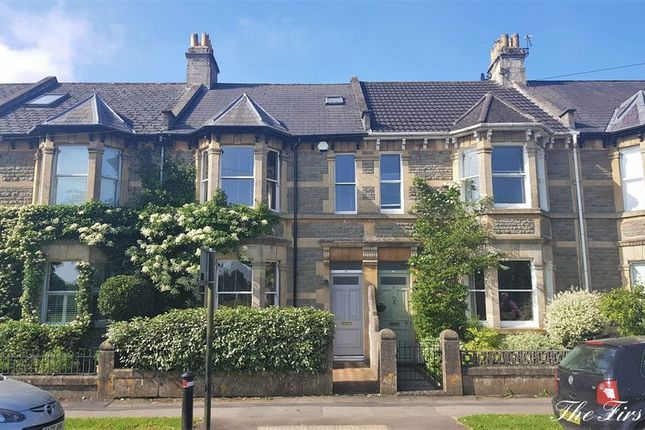 Thumbnail Terraced house for sale in The Firs, Combe Down, Bath
