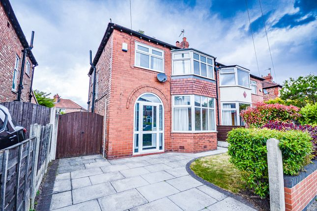 Thumbnail Semi-detached house to rent in Downs Drive, Timperley, Altrincham