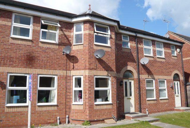 Thumbnail Mews house to rent in Dario Gradi Drive, Crewe, Cheshire