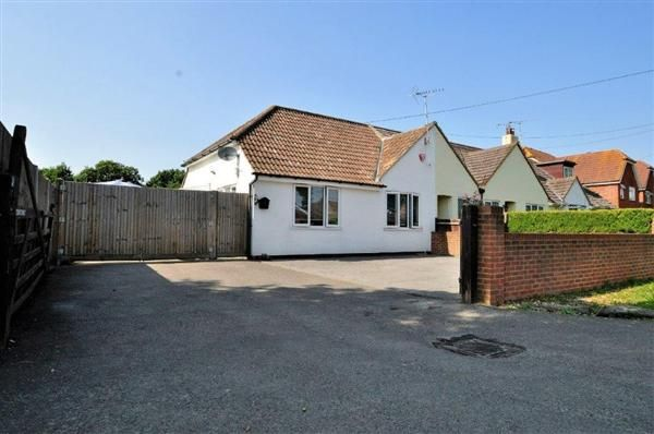 Thumbnail Bungalow for sale in Stumble Lane, Kingsnorth, Ashford