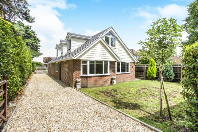 Thumbnail Detached bungalow for sale in Springdale Road, Corfe Mullen, Wimborne