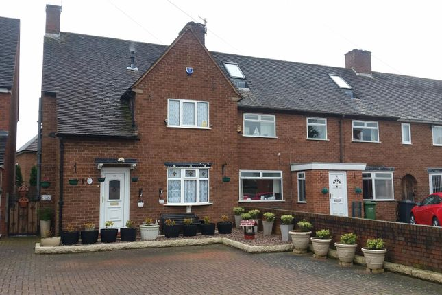 Thumbnail Terraced house to rent in Minster Road, Stourport-On-Severn