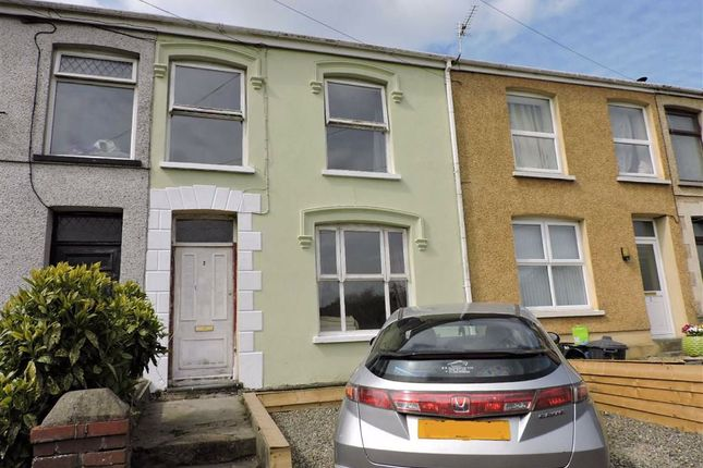 Thumbnail Terraced house for sale in Palmer Terrace, Drefach, Llanelli