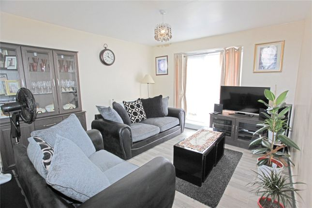 Flat for sale in Gresley Close, London
