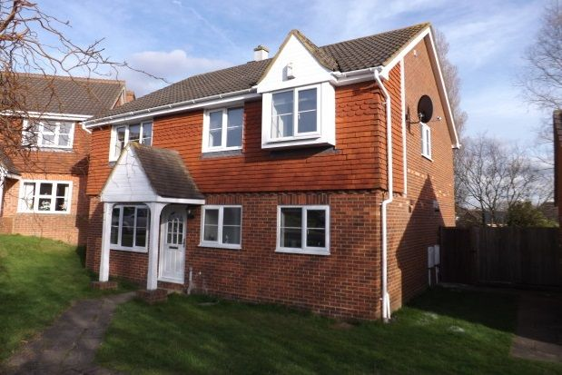 Thumbnail Property to rent in Brasted Court, Strood, Rochester