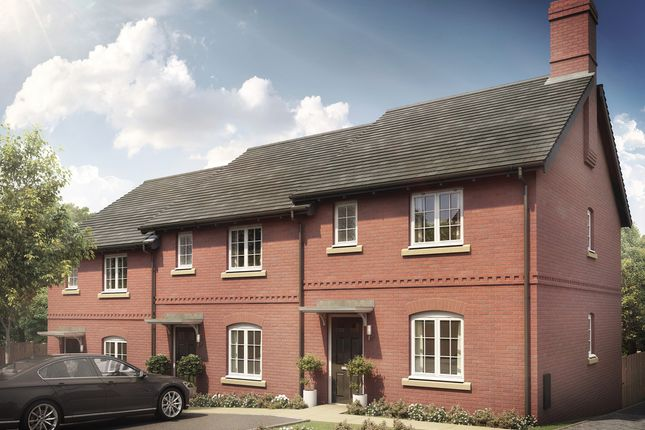"Thumbnail Property for sale in ""The Broadwell"" at Police Cottages, Blythe Road, Coleshill, Birmingham"