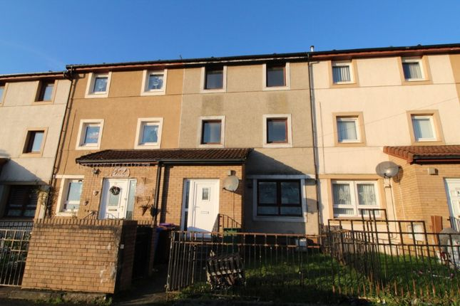 Thumbnail Town house to rent in Dunnottar Street, Ruchazie, Glasgow
