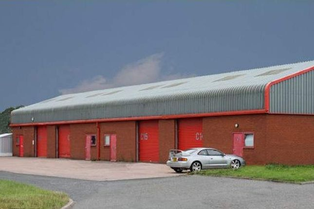 Thumbnail Light industrial to let in Wem Industrial Estate Soulton Road, Wem