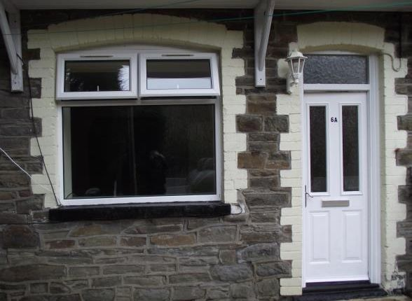 Thumbnail Flat to rent in Andrew Terrace, Llanhilleth, Abertillery