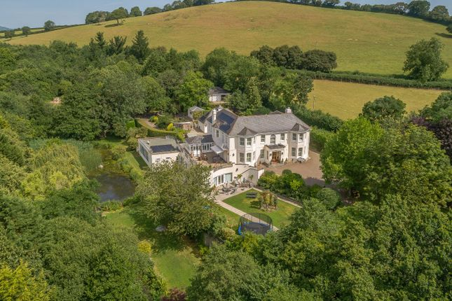 Thumbnail Detached house for sale in Staverton, Totnes, Devon