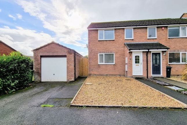 Thumbnail Semi-detached house to rent in Harraby Grove Court, Carlisle