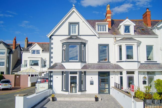 Thumbnail End terrace house for sale in Marine Crescent, Deganwy