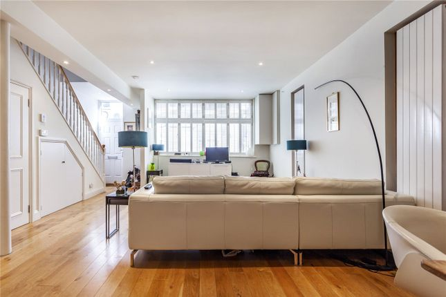 Thumbnail Terraced house for sale in Blackstock Mews., London