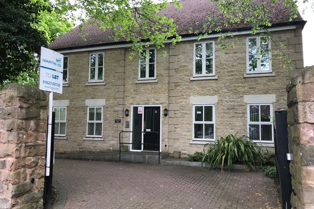 Thumbnail Flat to rent in Norfolk Mews, Norfolk Drive, Mansfield