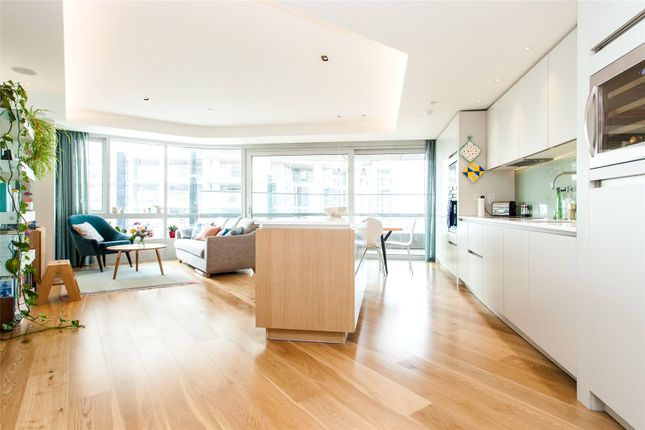 Thumbnail Flat for sale in Canaletto, 257 City Road
